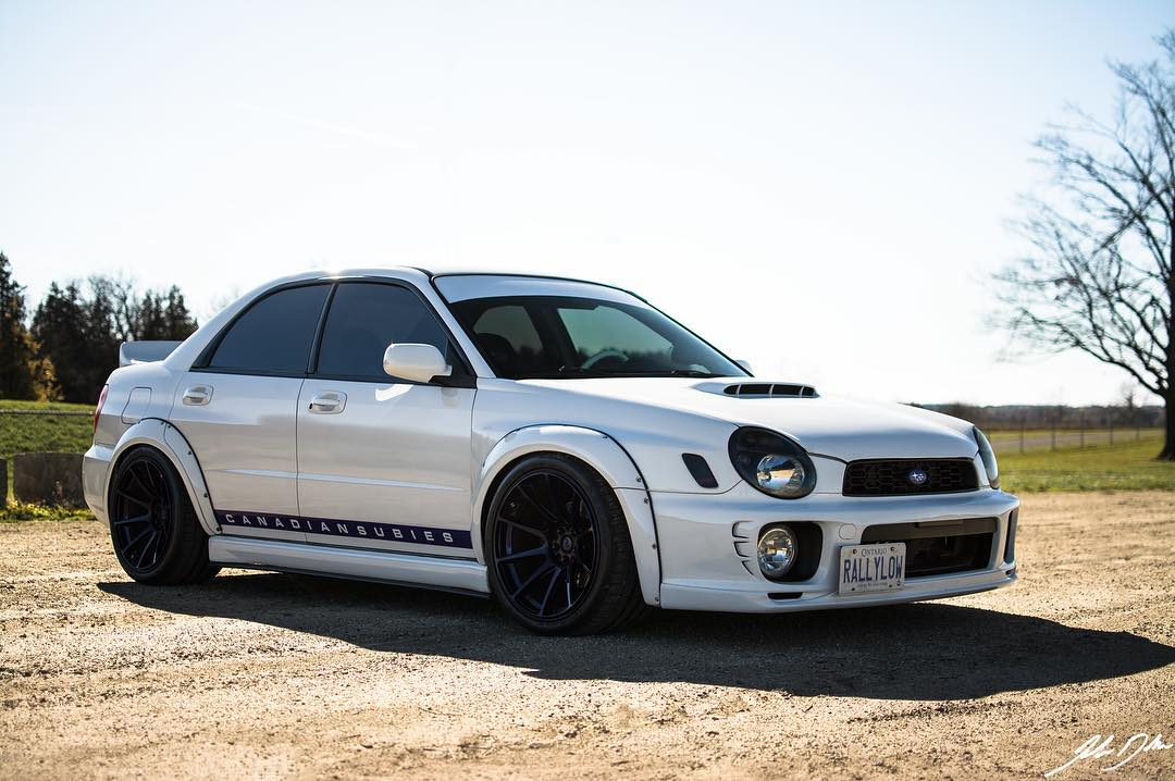 Flare Options 02 07 Wrxsti Building A Bugeye Wrx And More