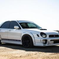 Flare Options [02-07 WRX/STi]