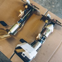 Install: WRX to STi Fuel Hanger Swap