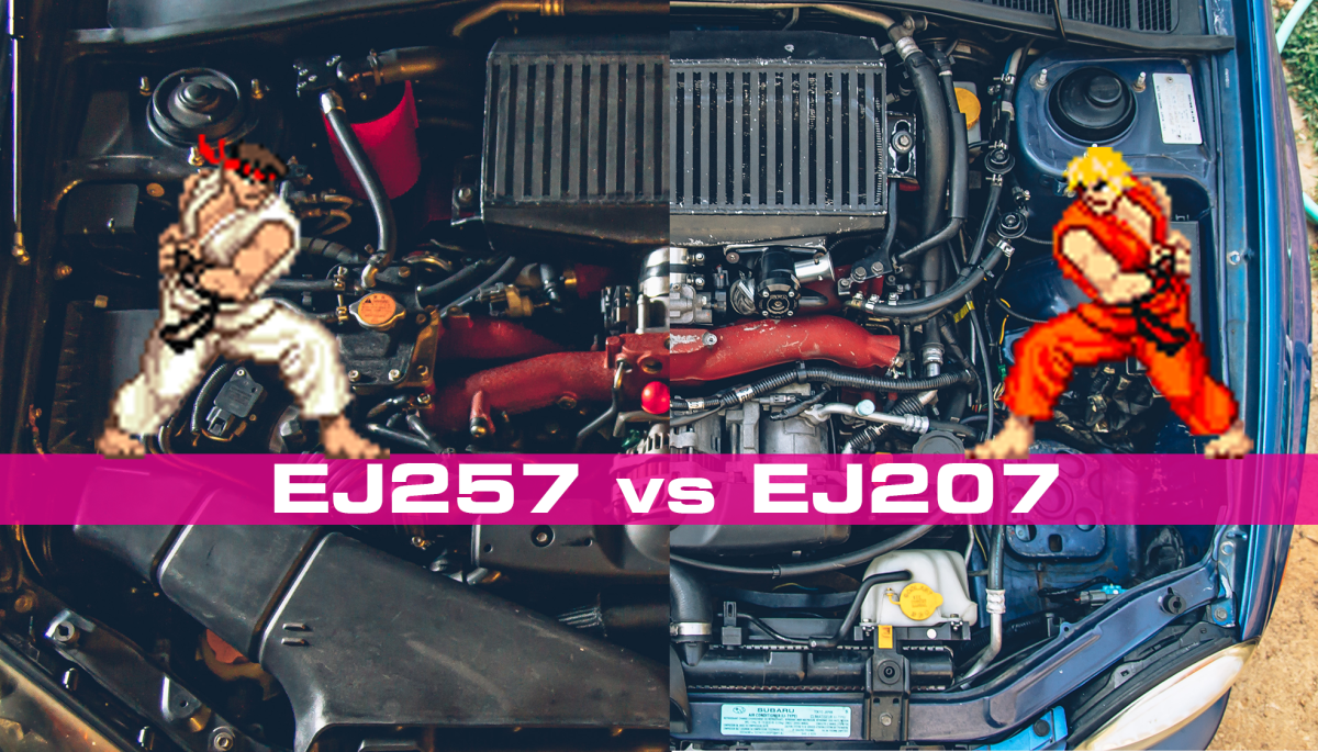 Street Fight: EJ207 vs EJ257