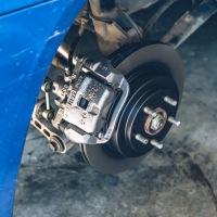 Install: Braking on a Budget (LGT Rear Brake Upgrade)
