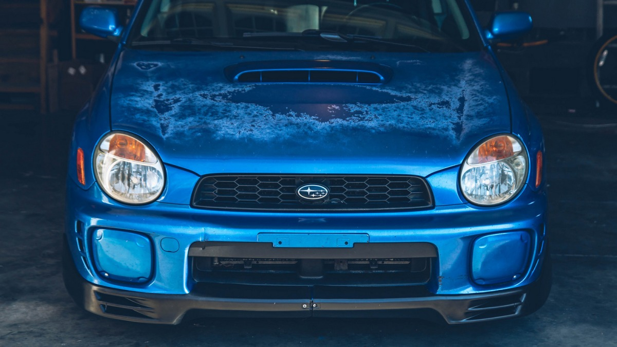 Install/Review: 2002-2003 Bugeye v2 Front Lip (eBay knock-off)