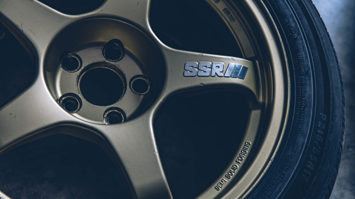 Install: SSR GT2 17x8.5 +48mm Wheels [Part 1]