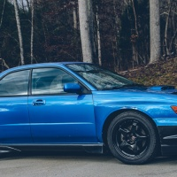 Install: 02-05 WRX Side Skirt Spats (Part 1)