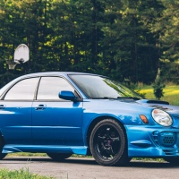 Install: 02-05 WRX Side Skirt Spats (Part 2)