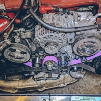 Maintenance: EJ207 Timing Belt