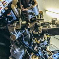 Putting a BRZ Electric P/S + GR Telescoping Column into a GD WRX [Part 1]