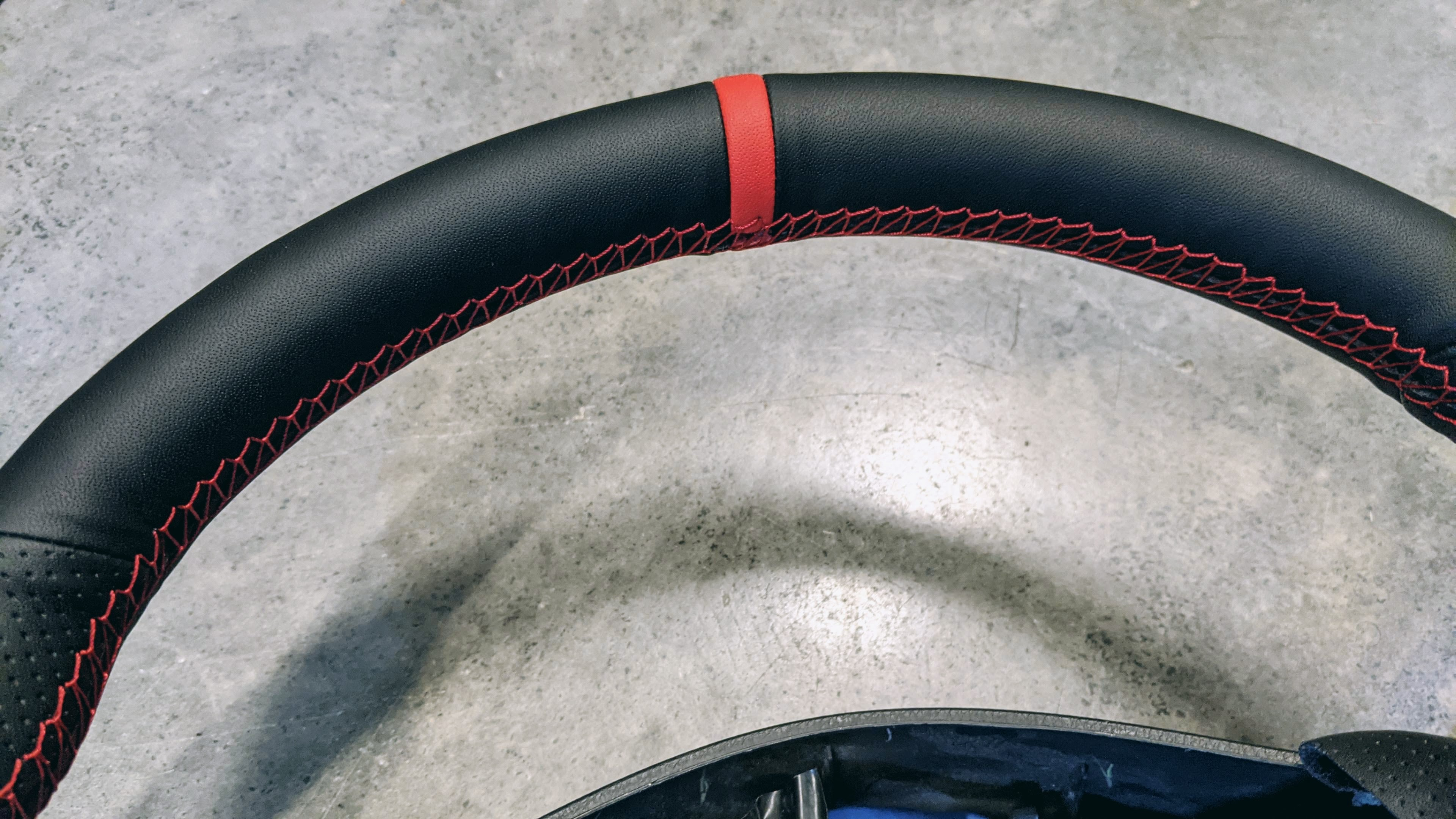 Mod: East Detailing Steering Wheel Cover