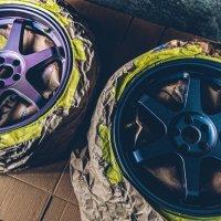 Rumble: New Wheel Color (ESR SR07)